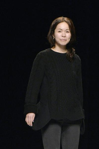 Karl Lagerfeld described Japanese rival Chitose Abe as one of the most interesting fashion designers working today