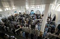 """Even as the government pleads with the public to follow """"standard operating procedures"""", as the virus guidelines are popularly known nationally, mosques are almost another country"""