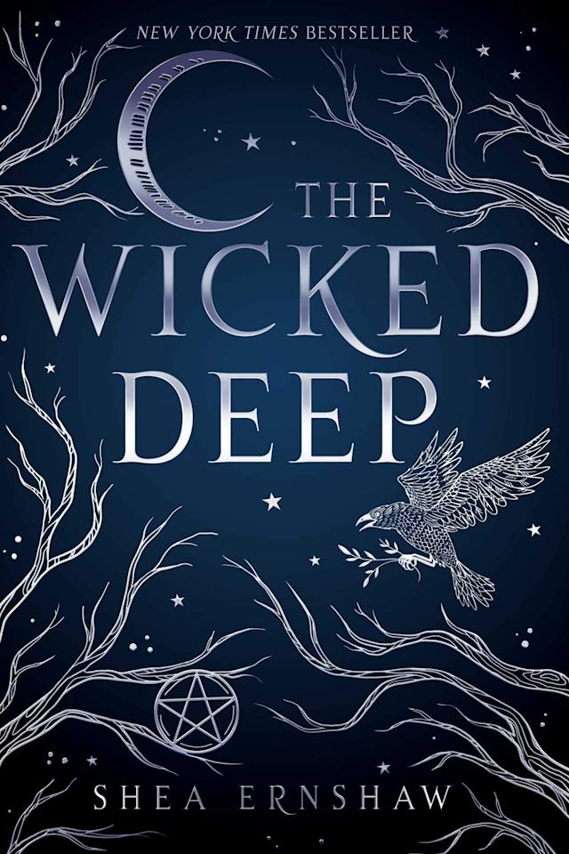 """<p>Think <strong>Hocus Pocus</strong> but way darker, and you have Shea Ernshaw's <a href=""""https://www.popsugar.com/buy?url=https%3A%2F%2Fwww.amazon.com%2FWicked-Deep-Shea-Ernshaw%2Fdp%2F1481497340&p_name=%3Cstrong%3EThe%20Wicked%20Deep%3C%2Fstrong%3E&retailer=amazon.com&evar1=buzz%3Auk&evar9=46623271&evar98=https%3A%2F%2Fwww.popsugar.com%2Fentertainment%2Fphoto-gallery%2F46623271%2Fimage%2F46623272%2FWicked-Deep&list1=books%2Challoween%2Cya%20books&prop13=api&pdata=1"""" rel=""""nofollow"""" data-shoppable-link=""""1"""" target=""""_blank"""" class=""""ga-track"""" data-ga-category=""""Related"""" data-ga-label=""""https://www.amazon.com/Wicked-Deep-Shea-Ernshaw/dp/1481497340"""" data-ga-action=""""In-Line Links""""><strong>The Wicked Deep</strong></a>. Two centuries ago, the citizens of the sleepy town of Willow accused three sisters of witchcraft and then sentenced them to death. Now, every Summer, the town pays for the sins of its past. The sisters return to steal the bodies of three """"weak-hearted girls"""" and then they use them to lure young men to their death.</p>"""