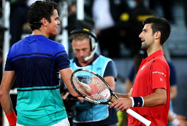 Novak Djokovic Vs Milos Raonic Barclays Atp World Tour Finals 2016 Where To Watch Live Preview Betting Odds And Live Streaming Info