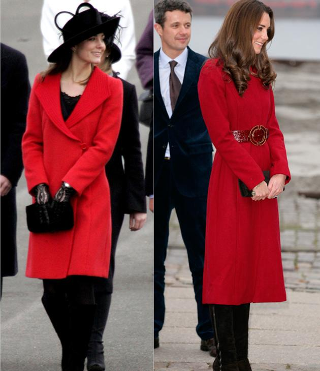 Kate Middleton weight loss: She was formerly dubbed waity Katie and now she's waify Katie as following the royal wedding she's been shrinking in front of the camera lens. We hope she puts some weight on in 2012.