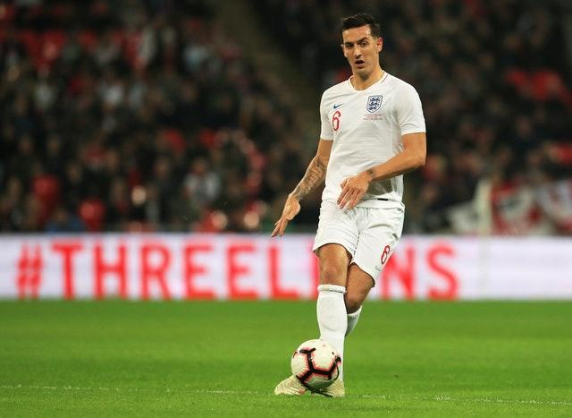 Lewis Dunk picked up his one England cap to date in a 2018 friendly against the United States.