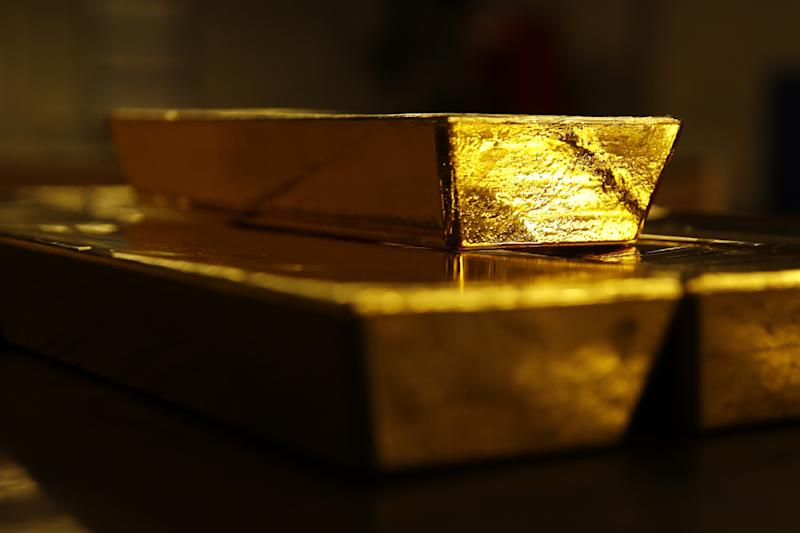World's Central Banks Want More Gold