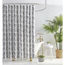 <p>Stay clean with this cute <span>Drew Barrymore Flower Home Vintage Palm Shower Curtain</span> ($25).</p>
