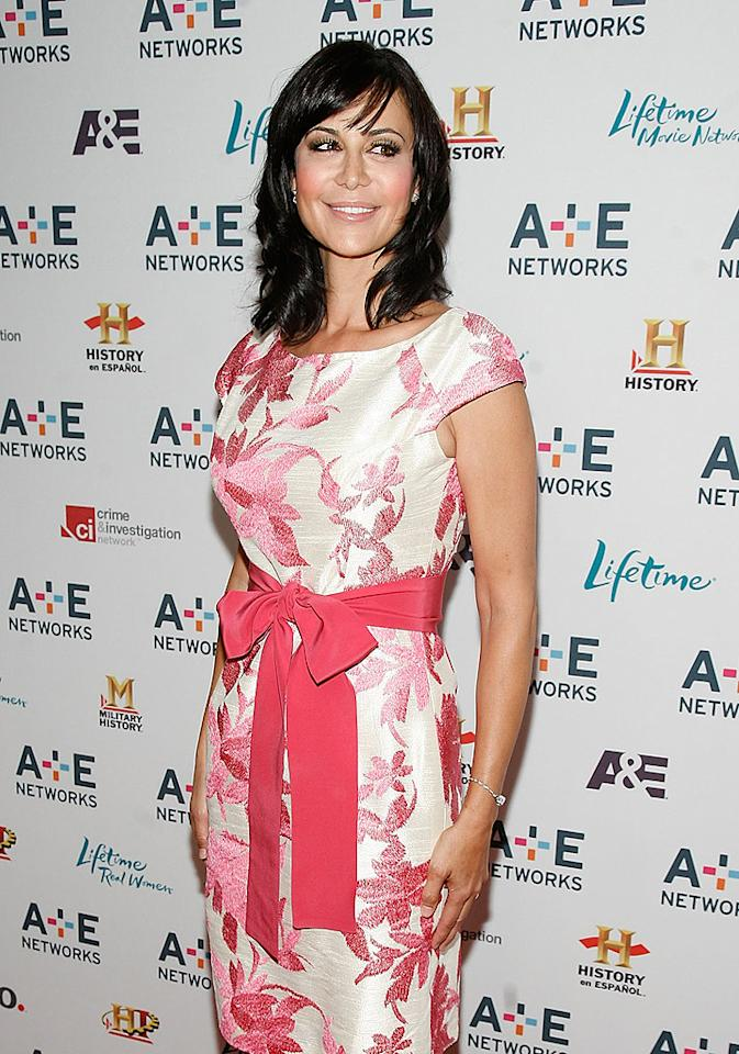 "Former ""JAG"" actress Catherine Bell, 44, was raised Catholic. But during a 2007 radio interview with Howard Stern, she credited her belief in Scientology as an adult with making her a more confident person and a better actress. She even tried to convince Howard to read up on the subject. The year before, Bell appeared in a <a target=""_blank"" href=""http://www.youtube.com/watch?v=nptzg2odTKw"">music video</a> for a rap song created by the church, called ""United,"" clapping alongside celebs like Jenna Elfman, Isaac Hayes, and Ericka Christiansen."