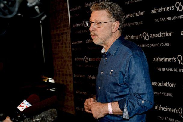 PHOTO: In this June 4, 2017, file photo, President and CEO of Alzheimer's Association, Harry Johns, attends the Nashville Disco Party Benefiting Alzheimer's Association in Nashville. (Rick Diamond/Getty Images for Alzheimer's Association, FILE)