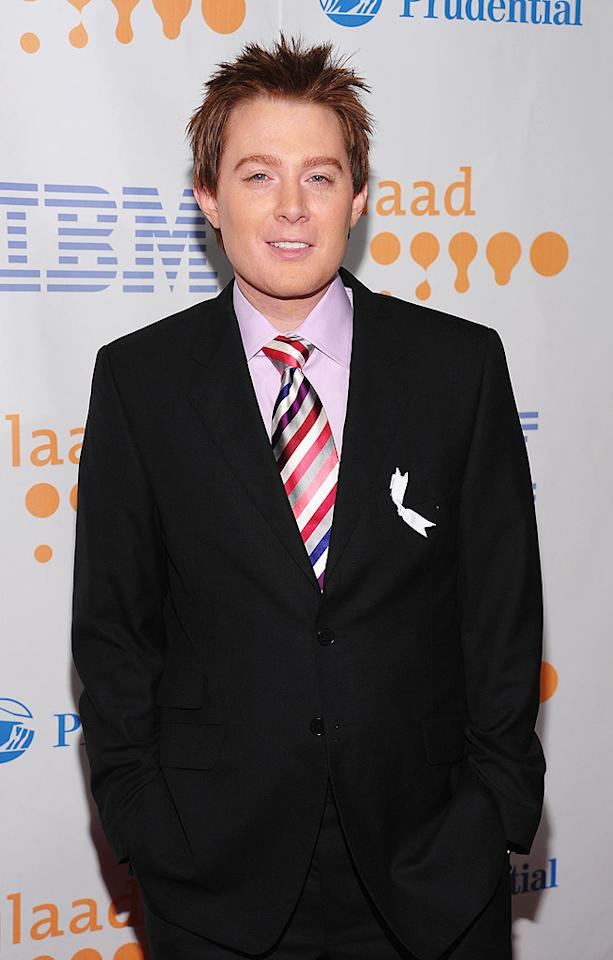 "November 30: Clay Aiken turns 32 Dimitrios Kambouris/<a href=""http://www.wireimage.com"" target=""new"">WireImage.com</a> - March 28, 2009"