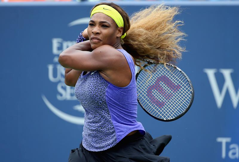 Tennis - Serena Williams wins first Cincinnati title