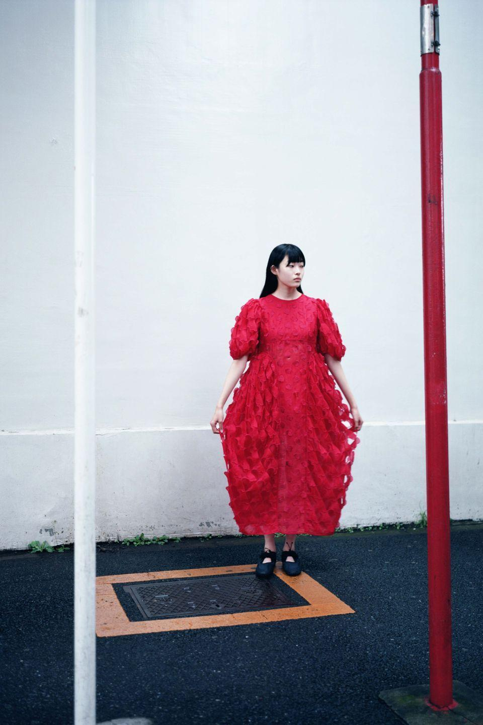 Photo credit: Takashi Homma for Cecilie Bahnsen