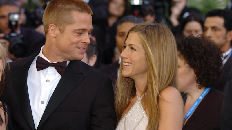 Brad Pitt & Jennifer Aniston Have an Unexpected Reaction to Those Dating Rumors