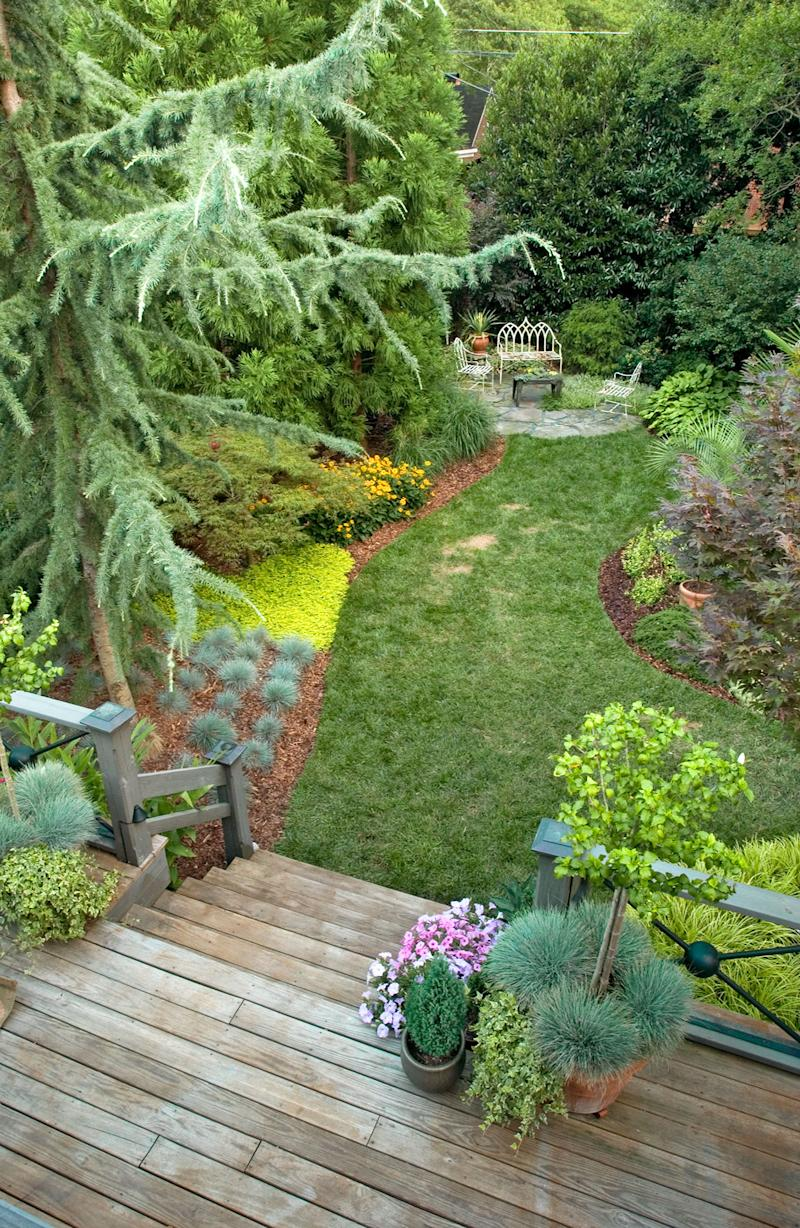 14 Easy Landscaping Ideas