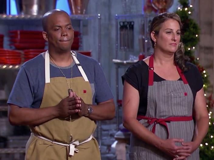 """On """"Holiday Baking Championship,"""" each round stands on its own in terms of judging. <p class=""""copyright"""">Food Network</p>"""