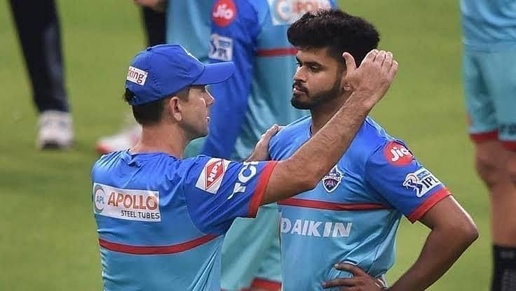 Ricky Ponting and Shreyas Iyer have been instrumental in making the Delhi Capitals a strong team