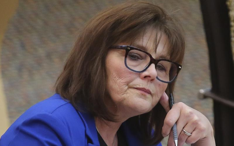 Jeane Freeman said the issue preventing checks had now been resolved and they would begin this week - Getty/Getty