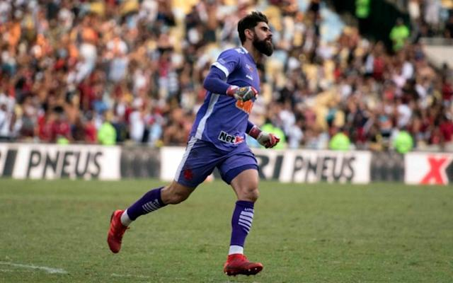 Fernando Miguel, goleiro do Vasco (Foto: Delmiro Junior/Photo Premium)