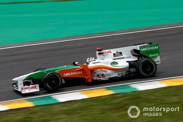 "Force India VJM02 (2009) <span class=""copyright"">Andrew Ferraro / Motorsport Images</span>"