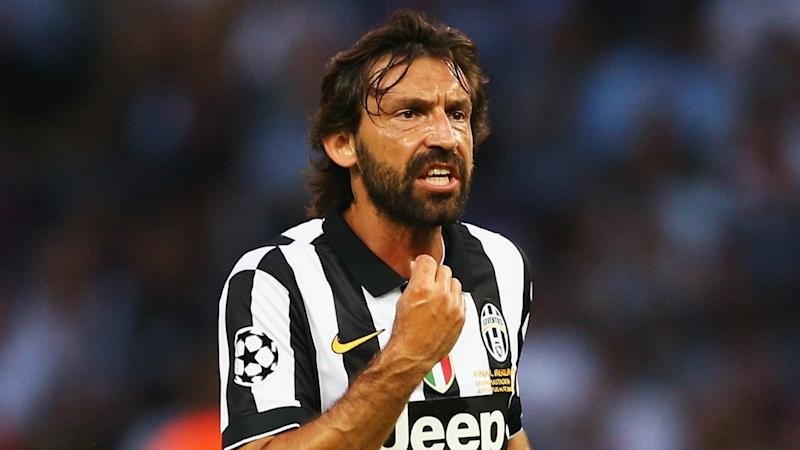 Pirlo 'honoured' to be named new Juventus coach