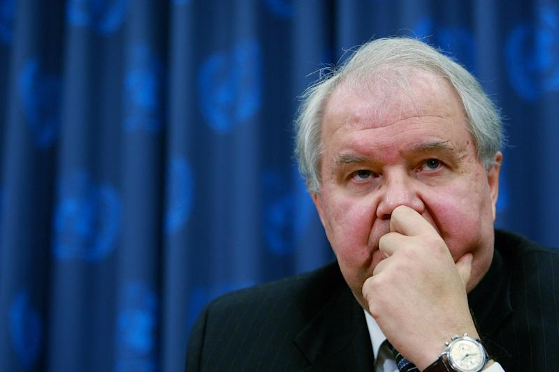 Sergey Kislyak worked hard during the election campaign to reach out to members of the Trump team: Getty