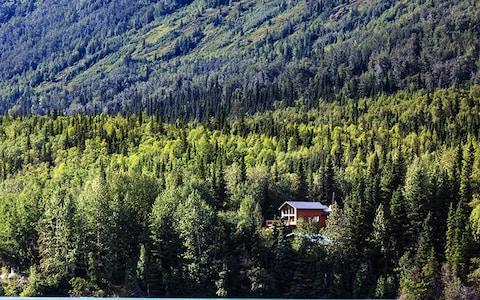 How does a remote cabin in Alaska sound? - Credit: istock