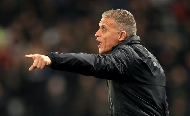 Curle is one of the most experienced managers in the game (Mike Egerton/PA)