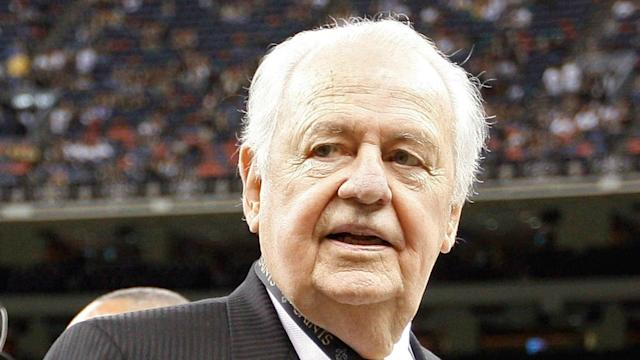 Late Saints owner Tom Benson passed away in March, and the team will honor him at the draft this week.