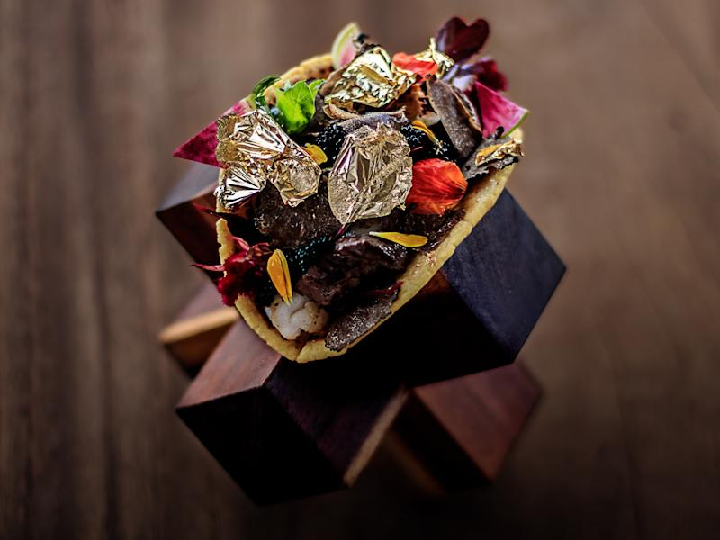 Grand Velas Los Cabos Now Serves the World's Most Expensive Taco