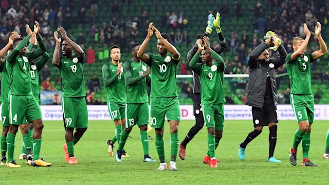 Gernot Rohr's men maintained their unbeaten run thanks to the Chelsea star's second-half penalty that stunned Adam Nawalka's side before their fans