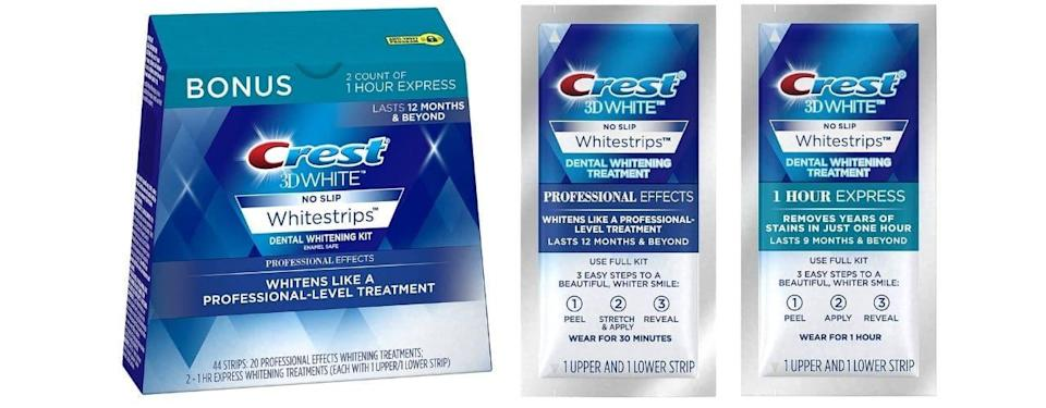 Crest 3D White Professional Effects Teeth Whitening Kit
