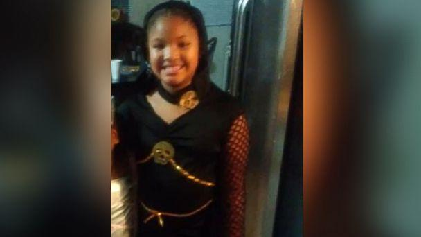 PHOTO: Jazmine Barnes, 7, was shot and killed while sitting in a car in Harris County, Texas, on Dec. 30, 2018. (Harris County Sheriff's Office)