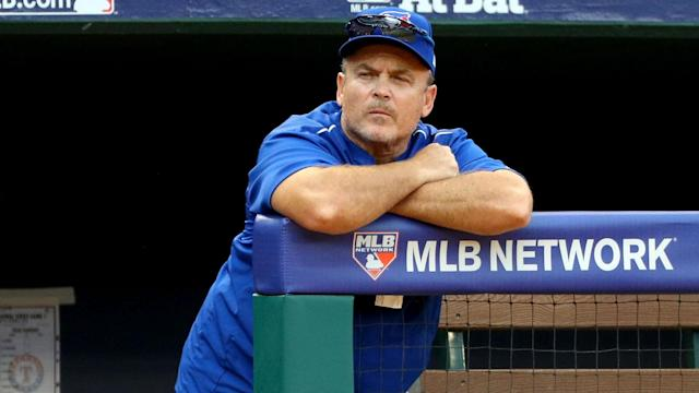 John Gibbons will be looking to bring his death stare to a different dugout in 2019.