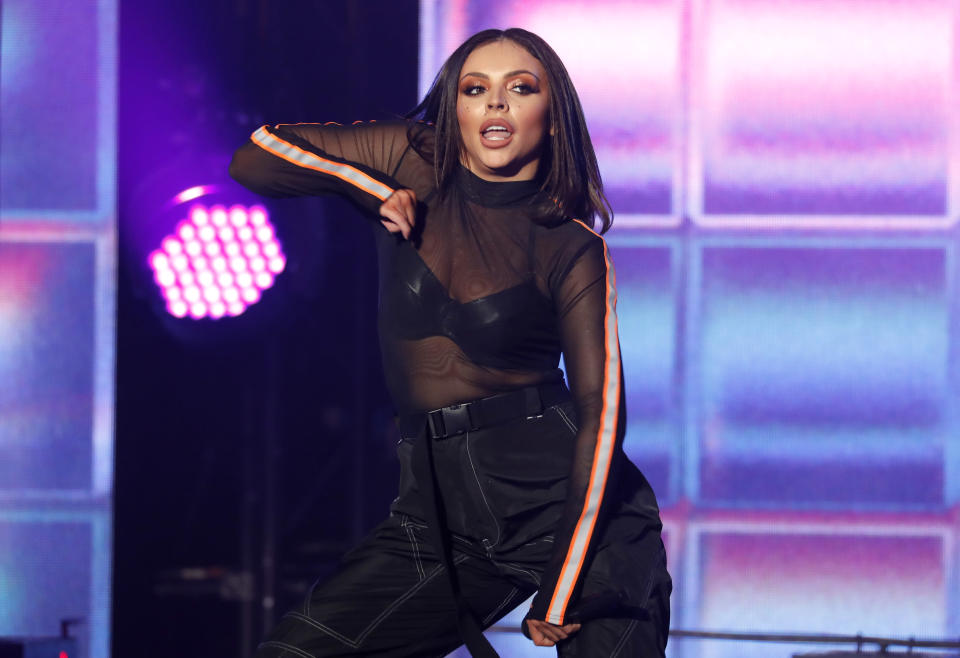 Little Mix star Jesy Nelson is making a mental health documentary alongside the BBC (David Parry/Getty Images)
