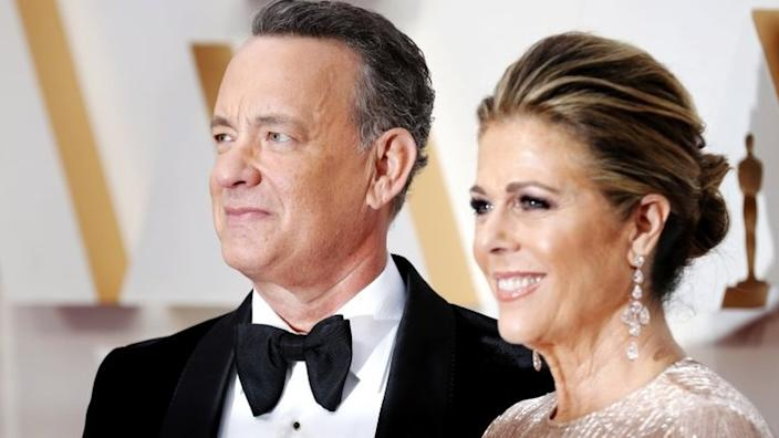 Tom Hanks and Rita Wilson tested positive for coronavirus in March
