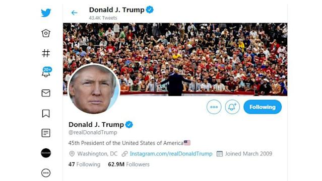 President Donald Trump Tweetstorm – The Saturday Edition