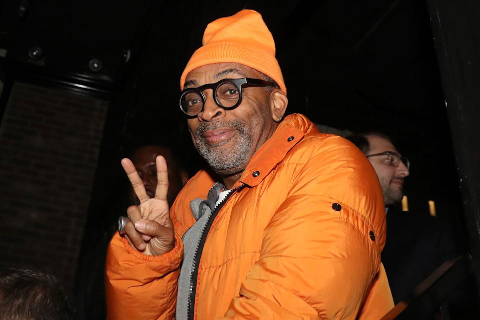 NEW YORK, NEW YORK - NOVEMBER 20: Spike Lee attends the Brooklyn Chop House One Year Anniversary Dinner on November 20, 2019 in New York City. (Photo by Johnny Nunez/WireImage)