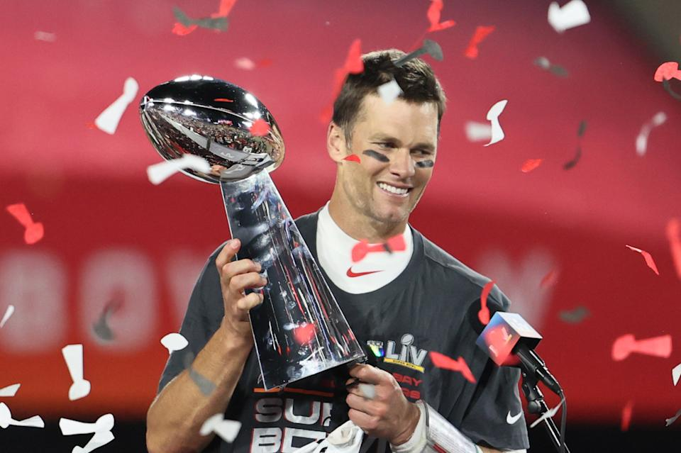 For the Bucs, Tom Brady's arrival brought history to an NFL franchise largely devoid of it. Sound familiar? (Matthew Emmons-USA TODAY Sports)