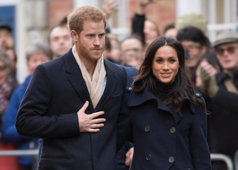 Prince Harry has one habit he needs to kick before his May wedding. Photo: Getty
