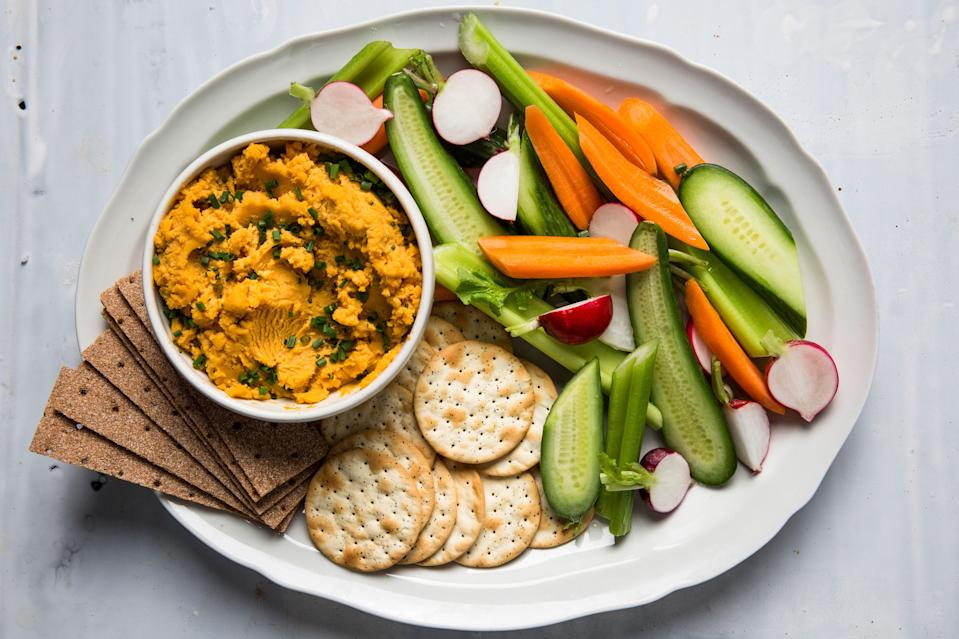 """<a href=""""https://www.bonappetit.com/recipe/beer-cheese?mbid=synd_yahoo_rss"""" rel=""""nofollow noopener"""" target=""""_blank"""" data-ylk=""""slk:See recipe."""" class=""""link rapid-noclick-resp"""">See recipe.</a>"""