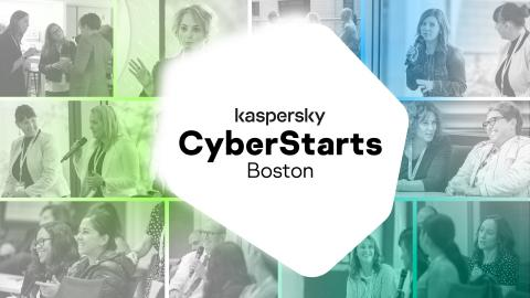 Kaspersky to Host CyberStarts Boston on September 24