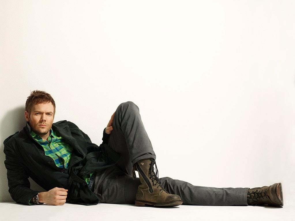 "<a href=""/joel-mchale/contributor/705643"">Joel McHale</a> shares how he convinced his wife to move to L.A. so that he could pursue acting. – ""Just give me five years to see if it can work. And if it doesn't, I'll go back to Seattle and I'll do weather and traffic on a country station, and that'll be fine."""