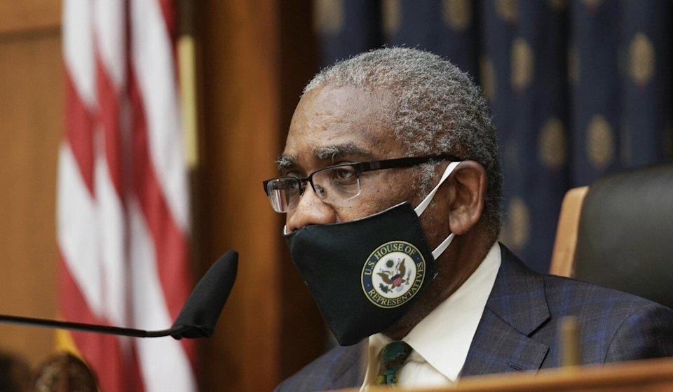 Gregory Meeks, chairman of the Foreign Affairs Committee of the US House of Representatives, supports a resolution calling for the IOC to change the venue of the 2022 Winter Olympics. Photo: Getty
