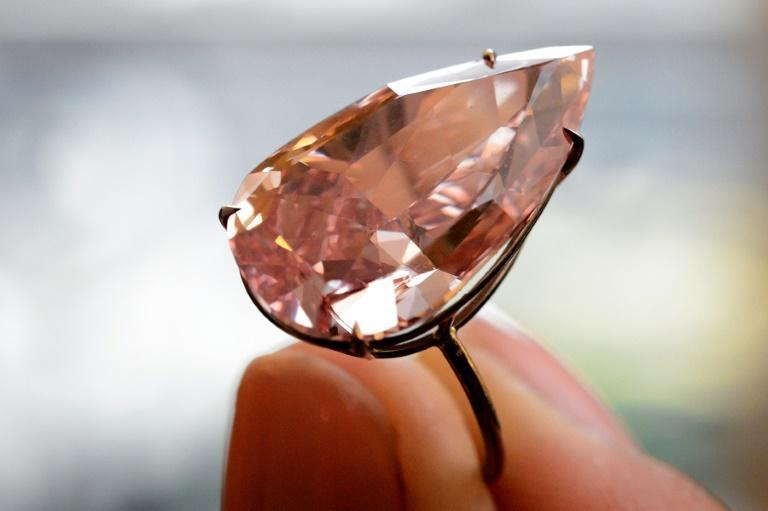 Pink diamonds can fetch up to $3 million per carat, according to current rates