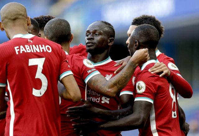 Liverpool ran out 2-0 winners against Chelsea at Stamford Bridge