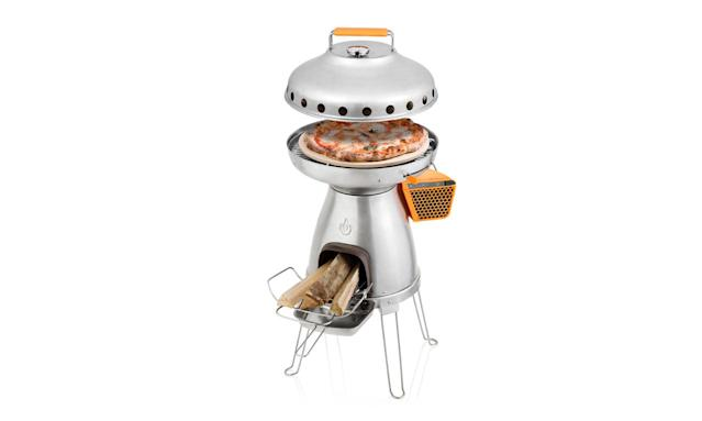 "<p>PizzaDome Bundle, $270, <a href=""https://www.bioliteenergy.com/products/pizzadome-bundle"" rel=""nofollow noopener"" target=""_blank"" data-ylk=""slk:bioliteenergy.com"" class=""link rapid-noclick-resp"">bioliteenergy.com</a> </p>"