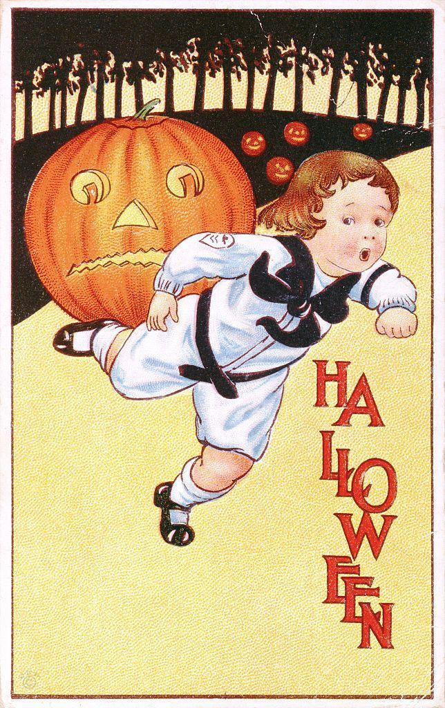 <p>Some of the most sought-after Halloween collectibles? Vintage invitations and place cards. Most were tossed after use, making them incredibly rare. Because of this, a complete set of World War I–era die-cut invites by a paper purveyor like Dennison of Massachusetts can cost $200 to $300 if never addressed.</p>