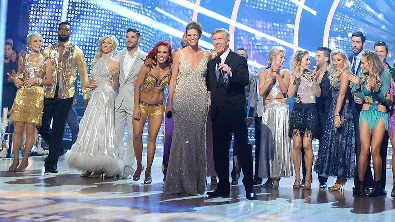 'Dancing With the Stars' Eliminates First Contestant of Season 25 -- Find Out Who Got Sent Home!