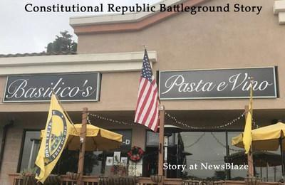 The Constitutional Republic battleground is small business. NewsBlaze photo by Nurit Greenger.