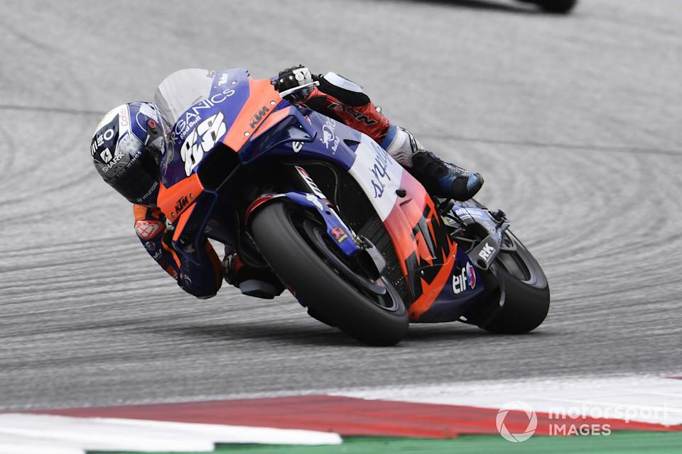 "Miguel Oliveira, Red Bull KTM Tech 3 (2)<span class=""copyright"">Gold and Goose / Motorsport Images</span>"