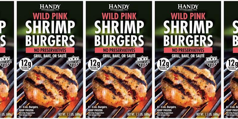 Costco Is Selling Shrimp Burgers So Your BBQ Can Be Filled With Seafood