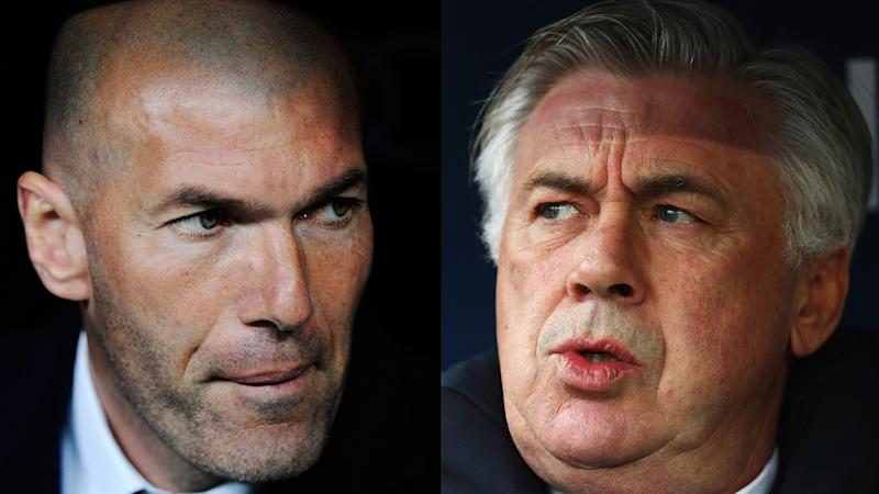 Ancelotti: Zidane & Real Madrid are made for each other & they'll be back next season