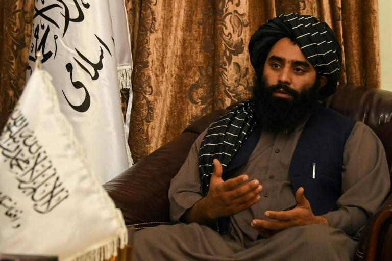 Herat's deputy governor Shir Ahmad Mohajer says the Taliban is working with traders to iron out problems (AFP/Hoshang Hashimi)